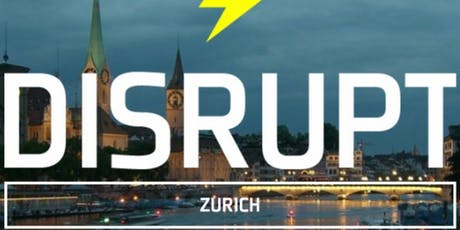 DisruptHR Zürich 17.9.2019 Tickets
