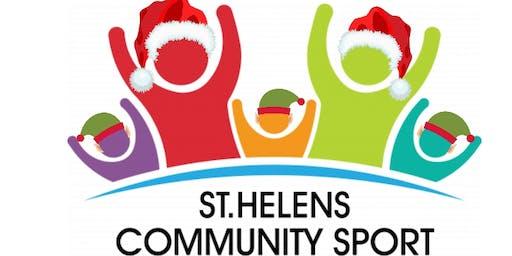 St Helens Santa Dash 2019