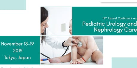 18th Annual Conference on Pediatric Urology and Nephrology Care (PGR) A tickets