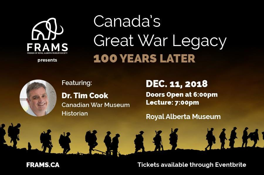 Canada's Great War Legacy: 100 Years Later