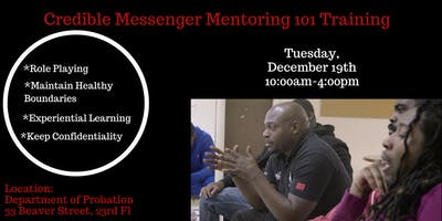 Mentoring 101 Training