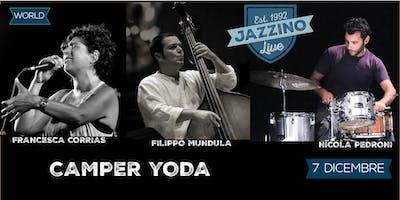 Camper Yoda - Live Jazzino
