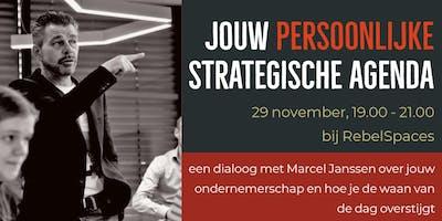 Jouw persoonlijke strategische agenda