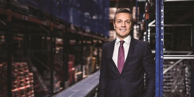 Andrew Lynas - Juggling Faith, Family and Business