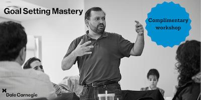 Goal Setting Mastery - Toronto