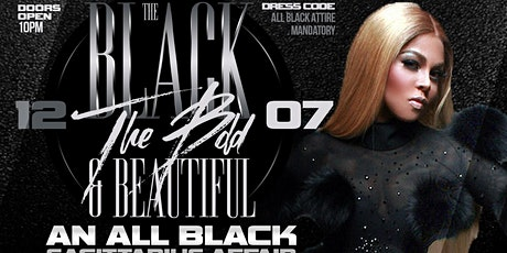 The Black, The Bold & Beautiful  tickets