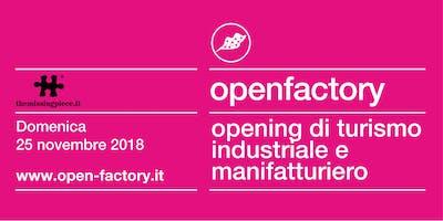 Open Factory @ themissingpiece.it