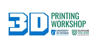 Workshop 1: Intro to 3D Printing