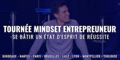 Tournée Mindset Entrepreneur - Toulouse