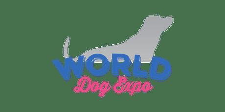 World Dog Expo 2020 tickets