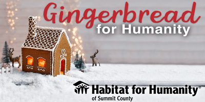 Gingerbread for Humanity Collegiate Groups
