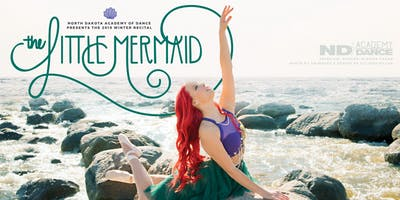 """Little Mermaid"" - Fargo, January 19th 6:00pm"