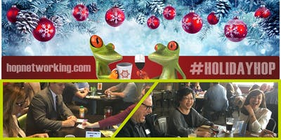 Holiday HOP! Regional Happy Hour Networking Event *Cash Bar|Open to All*