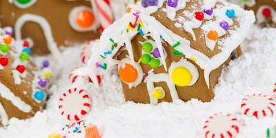 Gingerbread House: Kids Baking Class