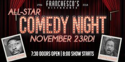 ALL-STAR Comedy Night