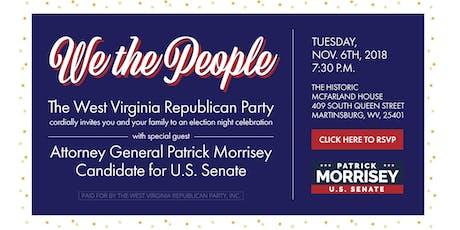 West Virginia Republican Party Events | Eventbrite
