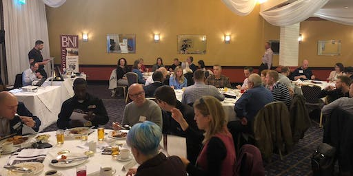 BNI Locomotive Breakfast Networking Meeting