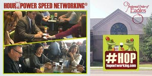 HOP Happy Hour Networking at the Louisville Eagles...