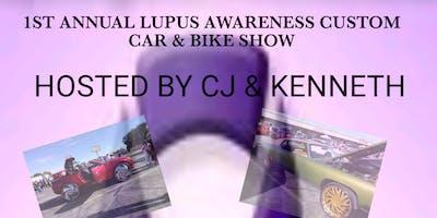 1st Annual LUPUS AWARENESS CUSTOM CAR&BIKE SHOW