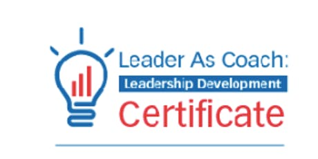 Austin: Leader As Coach: Leadership Development Master Class (BLR) tickets