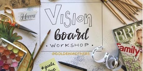 Vision Board Workshop Party tickets
