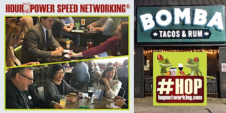 HOP AM Business Speed Networking at Bomba Tacos Fairlawn *Open to all! tickets