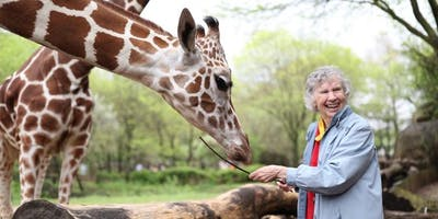 Eco-Movie Night: The Woman Who Loves Giraffes