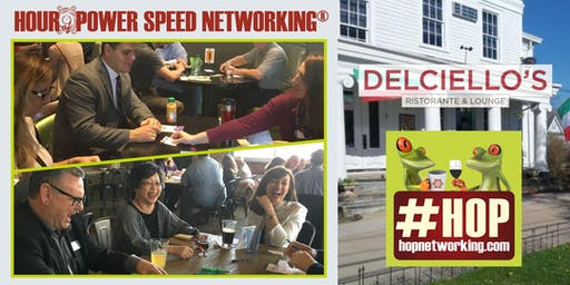 HOP Networking Kent/Ravenna at Delciello's 9AM-10AM Monthly *Open to all!