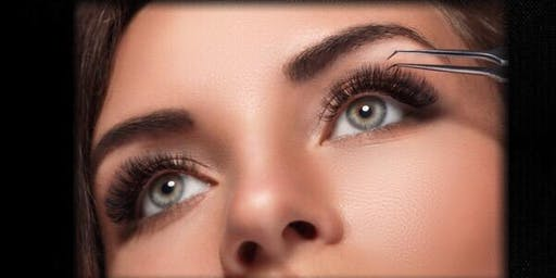 Eyelash Extension Certification Course, Special $700!