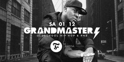 Grandmaster Flash - The Hip Hop Legend LIVE
