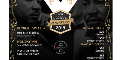 39th Annual Dr. Martin Luther King, Jr. Luncheon