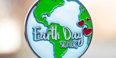 $10 Only! Earth Day 5K & 10K- St. Louis