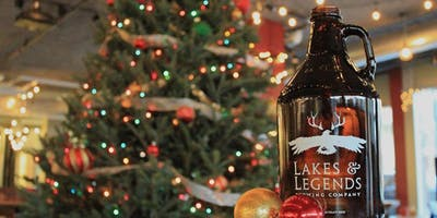 Break the Bubble @ Lakes & Legends Brewing Company