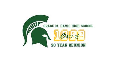 Grace M Davis High School c/o 1999 20 year reunion
