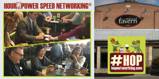 HOP AM Networking at Burntwood Tavern Belden Village - 9-10 AM *Open to all!