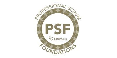 Professional Scrum Foundations - São Paulo
