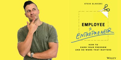 Employee to Entrepreneur: The Book Launch