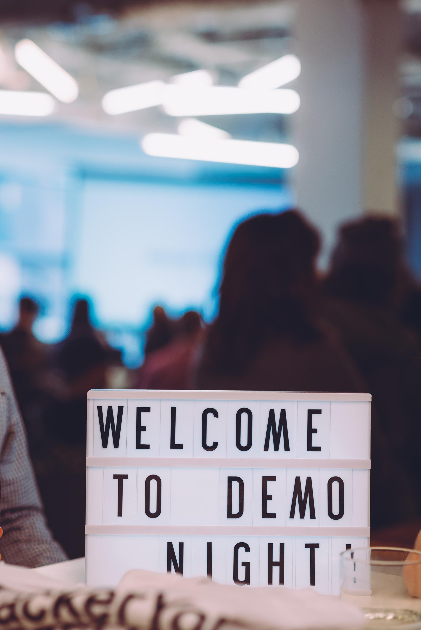 Fall 2018 Bootcamp Demo Night