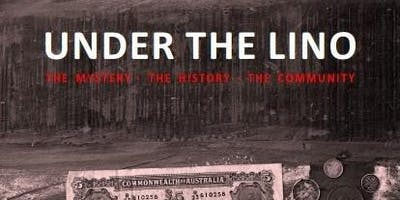 History Talk- Under the Lino presented by Caylie Jeffrey - Maryborough - All Ages