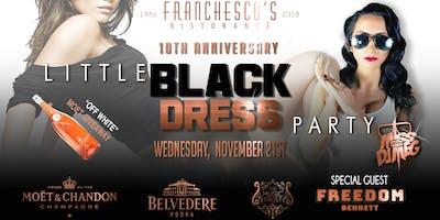Little Black Dress Party