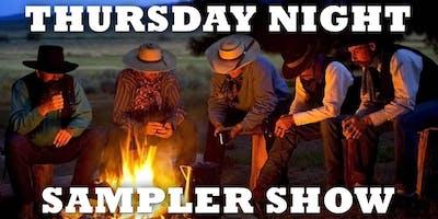 Thursday NIGHT Sampler Show