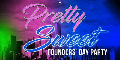 Pretty Sweet Founders' Day Party