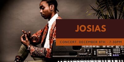 JOSIAS - A Night of Music at the Depot