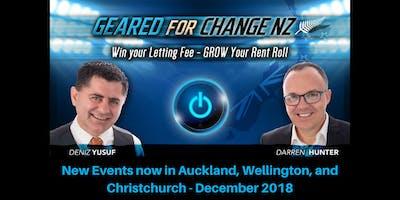 Geared for Change NZ - Christchurch