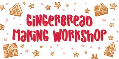 Gingerbread Making Workshop