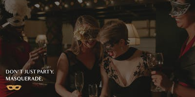 The Indy Masquerade - New Years Eve at Union Station