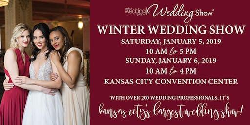 堪萨斯城完美婚礼指南冬季婚礼秀
