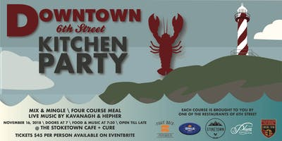 Downtown 6th Street Kitchen Party