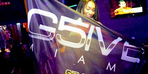 The Official G5IVE Open Bar & Party Bus Package | G5IVE | KOD MIAMI