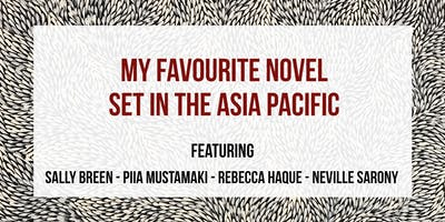 S04 // MY FAVOURITE NOVEL SET IN THE ASIA PACIFIC  // 5 DEC APWT18
